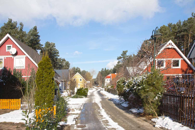 Borkwalde - Der bunte Ort zum Leben
