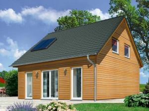Holzhaus von Town&Country