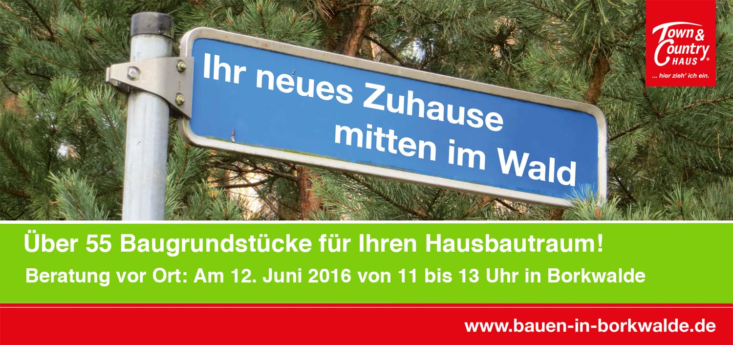 Info-Tag: Town & Country vor Ort in Borkwalde